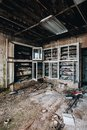 Derelict Library - Abandoned W...
