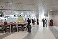 Interior view of New Chitose Airport, Hokkaido