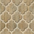 Interior wall panel pattern - abstract decoration material - Arabic decor - geometric patterns