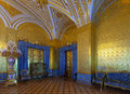 Interior of Winter Palace. Saint Petersburg Royalty Free Stock Photography