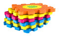 Interlocking Foam Mats Toy