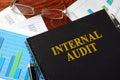 Internal Audit. Royalty Free Stock Photo