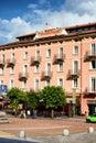 International bellinzona del hotel Imagen de archivo libre de regalías