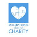 International charity day