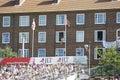 International Cricket England v Australia Investec Ashes 5th Tes Royalty Free Stock Photo