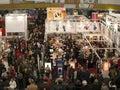 International fair Royalty Free Stock Photography