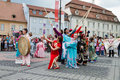 International Festival of Street Theater Royalty Free Stock Photo