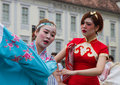 International Festival of Street Theater Stock Photography