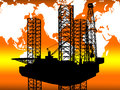 WORLD ENERGY ENVIRONMENTAL OFFSHORE OIL GAS INDUSTRY DRILLING RIG TECHNOLOGY