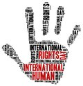International Human Rights Day. Royalty Free Stock Photo