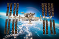 International Space Station Royalty Free Stock Photo