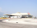 International terminal of chiangmai airport thailand circa photo at thailand Stock Photos