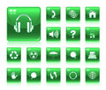Internet icon set Royalty Free Stock Image