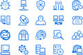 "Internet icons â""–3 Royalty Free Stock Image"