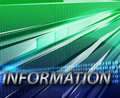 Internet information communication background Stock Photography