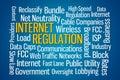 Internet Regulation Royalty Free Stock Photo