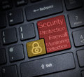 Internet Security Royalty Free Stock Photo