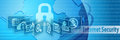 Internet Security Protection Banner