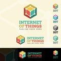 Internet Of Things Logotype