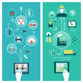 Internet of things and smart industry