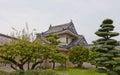 Inuiyagura Turret of Wakayama castle, Japan Royalty Free Stock Photo