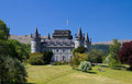 Inverarary Castle Royalty Free Stock Photos
