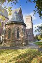 Inverness cathedral also known as the church of saint andrew Stock Image