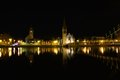 Inverness a night river in Royalty Free Stock Photo