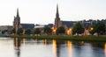 Inverness River Ness Scotland