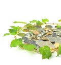 Investment grows Royalty Free Stock Photo