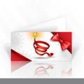 Invitation Card Design, Template