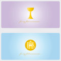 Invitation Cards Royalty Free Stock Photo