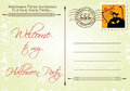 Invitation Layout: Halloween P...