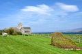 Iona Abbey Royalty Free Stock Photo