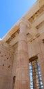 Ionic columns of the Parthenon