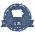 Iowa mark.