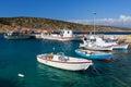 Iraklia island.