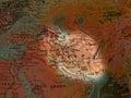 Iran Royalty Free Stock Photos