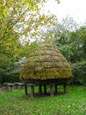 Ireland bunratty folk park the old farm Royalty Free Stock Photo