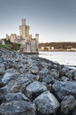 Ireland cork blackrock castle on banks of river lee Royalty Free Stock Image