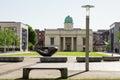 Ireland dublin governative buildings and tyron house Royalty Free Stock Photography