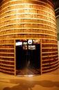 Ireland dublin guinness storehouse into a big barrel Royalty Free Stock Photography