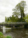 Ireland kanturk bridge on alua river Royalty Free Stock Photography