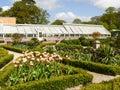 Ireland killarney national park gardens of the muckross house Royalty Free Stock Photos