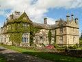 Ireland killarney national park the muckross house Royalty Free Stock Photography