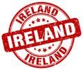 Ireland stamp