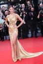 Irina Shayk Royalty Free Stock Photo