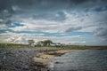 Irish beach living Royalty Free Stock Photo