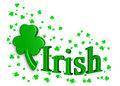 Irish Celebration Stock Photo