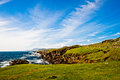 Irish Coastline Stock Photography